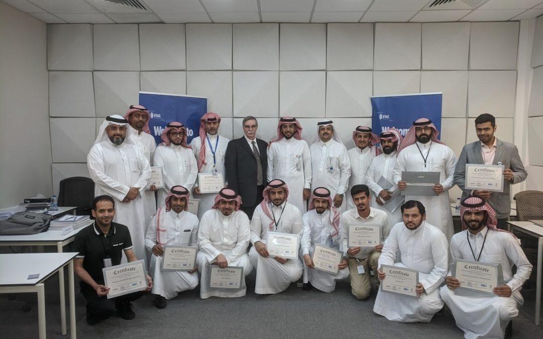 IFMA FMP Class – Riyadh 10-14 November 2019